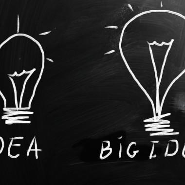 Van idee naar Big Idea