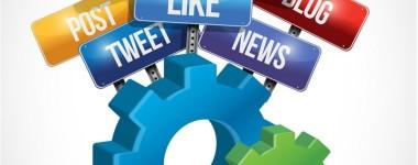 Integratie sociale media